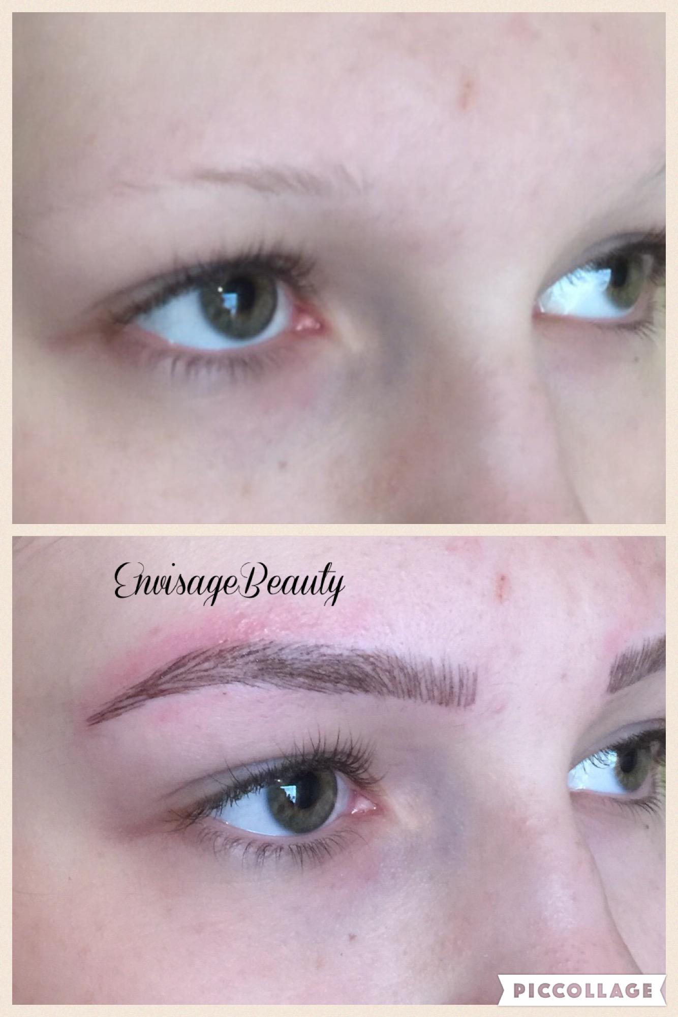 Eyebrow Tattoos | Envisage Beauty Ringwood North