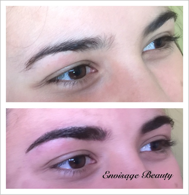 Eyebrow Shaping Melbourne Envisage Beauty Ringwood North