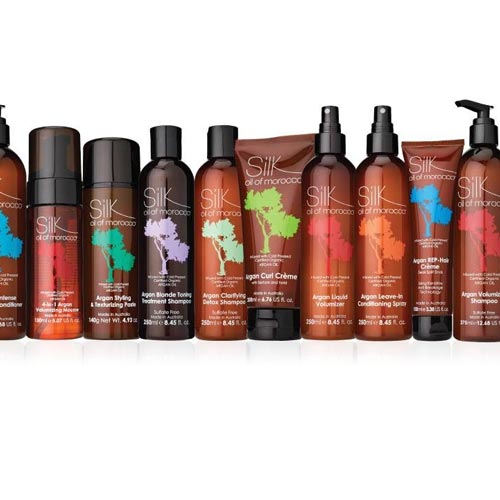 silk oil product Professional Skin Care Products
