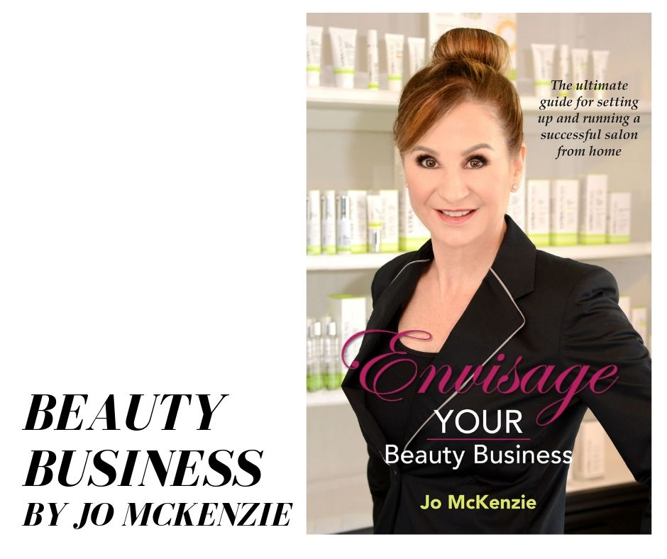 Envisage Your Beauty Business – Jo McKenzie