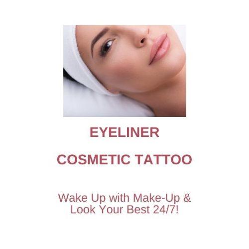 Cosmetic Tattoo – Eyeliner