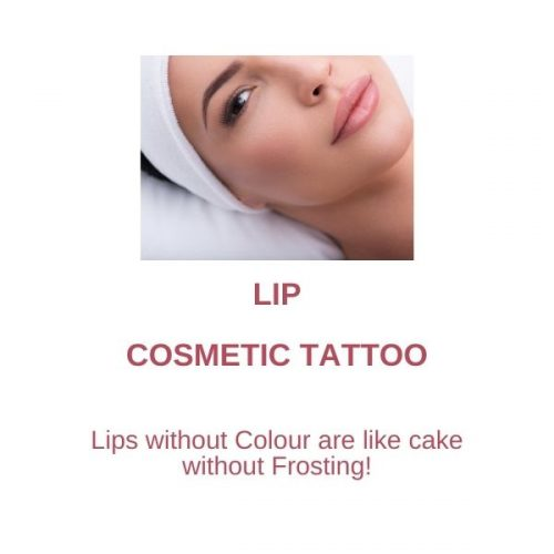 Cosmetic Tattoo – Lip