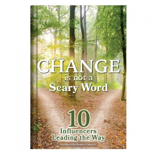 Resources – Change is not a Scary Word Book