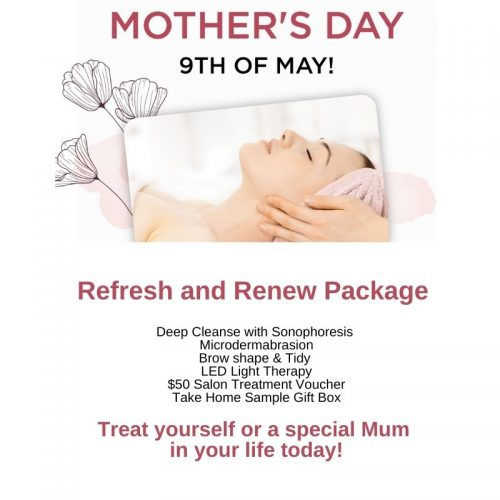 Mother's Day Package – Refresh and Renew