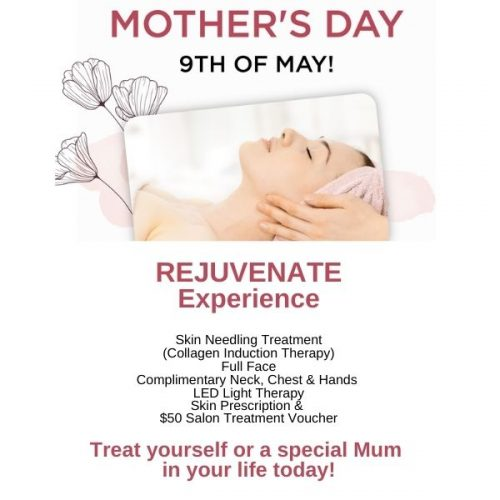 Mother's Day Rejuvenate Experience