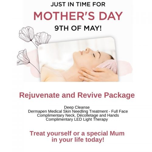 Mother's Day Package – Rejuvenate and Revive