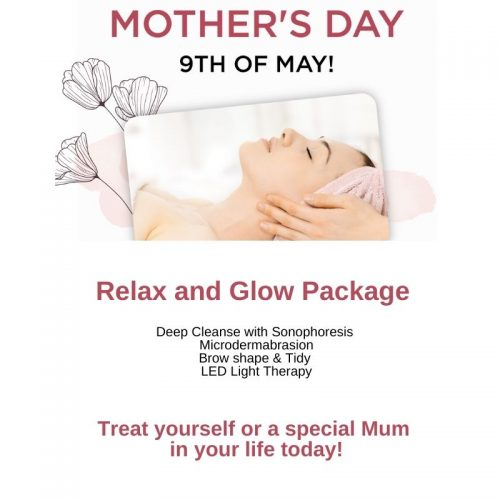 Mother's Day Package – Relax & Glow