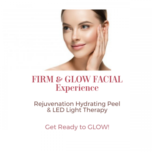 Current Offer – Firm & Glow Experience Peel & LED