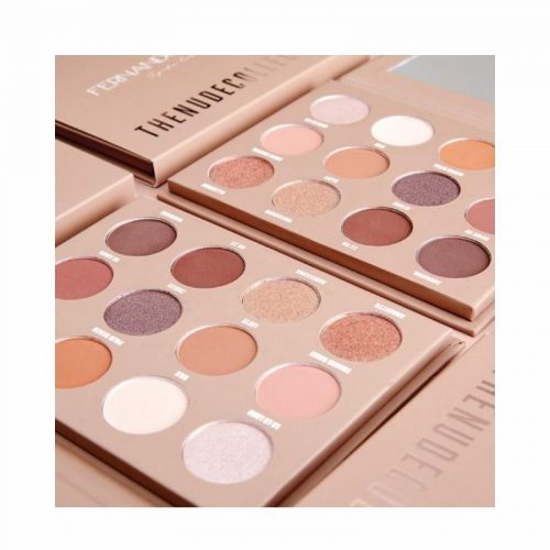 Cosmetics – The Nude Collective Eye Palette