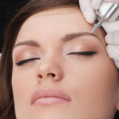 eyebrow sculpting through eyebrow tattoo